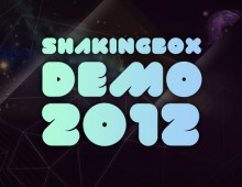 Shakingbox demo 2012